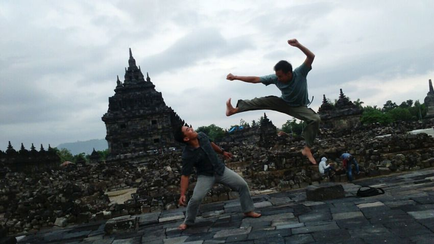 Plaosantemple, That's Me , EyeEm Indonesia