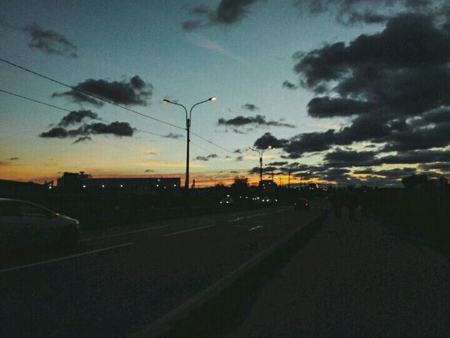 Sunsets are Beautiful in every way :) Sky Skylovers