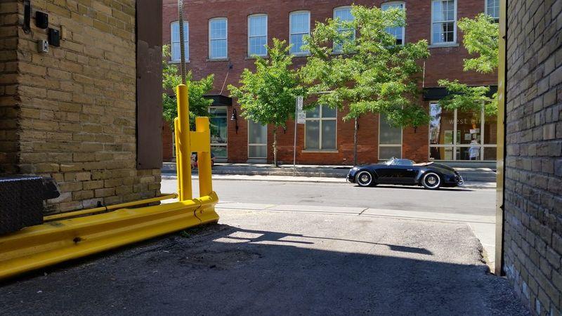 Architecture Building Exterior Car City City Street No People Porche Transportation