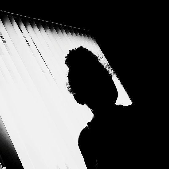 United States Texas Silhouette Blackandwhite Shadow