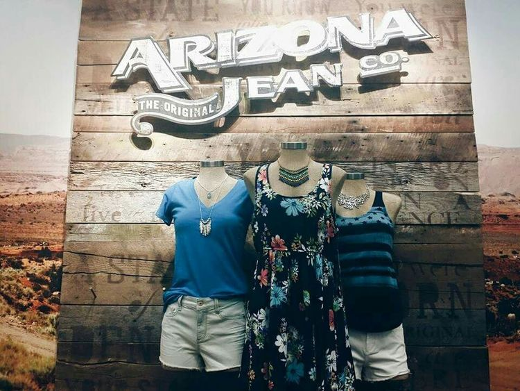 The Fashionist - 2015 EyeEm Awards Dressing up Mannequins Arizona Jean Co. Jcpenney