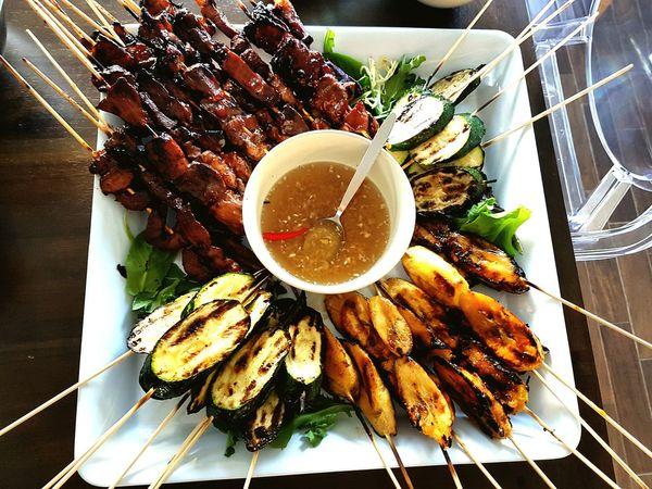 dinner Foodporn BBQ Time Simplefood Tasty Filipinofood