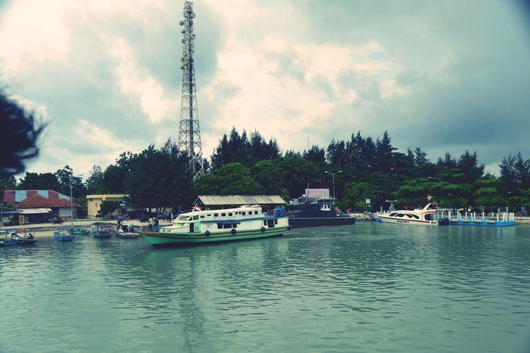 Nature Ship Island