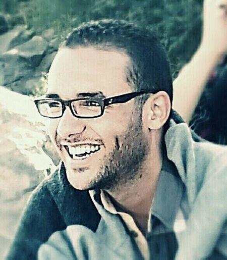 Aswan Egypt Dimples  Glasses Laughing Laugh Valleyofannoubin Smile