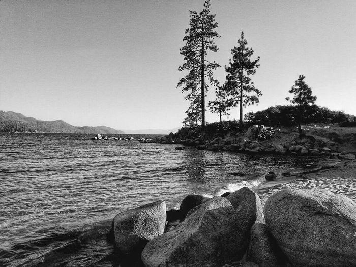 Monochrome Lake