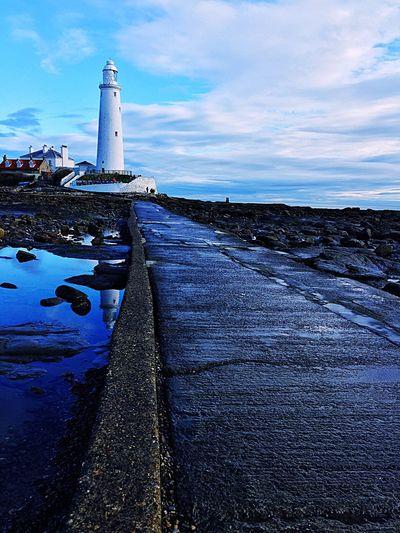 St Mary's Lighthouse St Marys Lighthouse