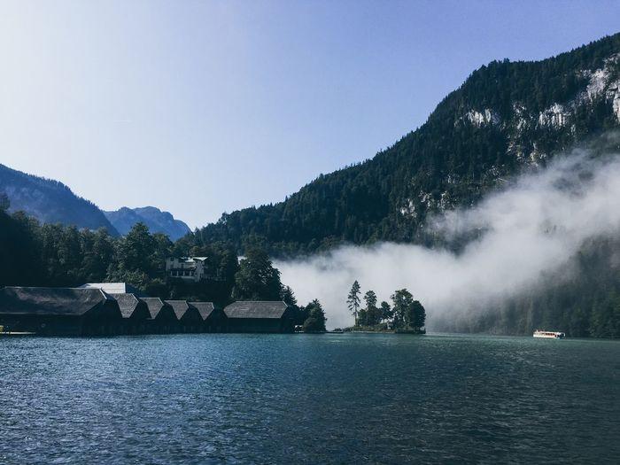 königsee Water