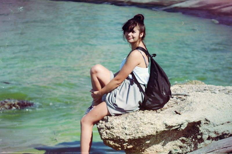 Taking Photos Relaxing Summer Helios Girl That's Me Nature_collection