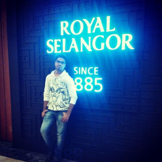 Palladium Selfie Royal 1885 Top Restuarant Lights Blue Love In D Air Sunday Night Followforfollow FRF Likeforlike
