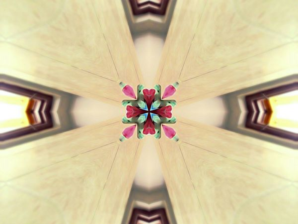 Flower Pastel Colored Symmetry Multi Colored City Close-up Architecture Built Structure Building Exterior Architectural Detail Office Building Directly Below Architectural Feature Chandelier Spiral Blooming Architecture And Art Bauble Hanging Light Crystal Tall - High Cupola Ceiling Skylight Colonnade Building Spiral Staircase Architectural Design Geometric Shape Buddhist Temple