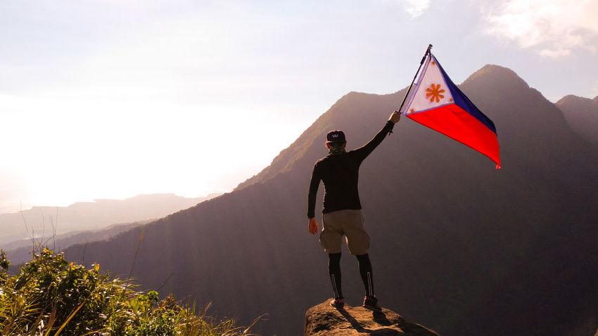 Philippines Mt. Mariveles summit