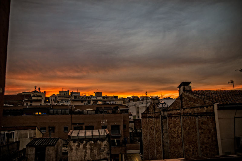 Nikon Dslr Nocturna Barcelonalove