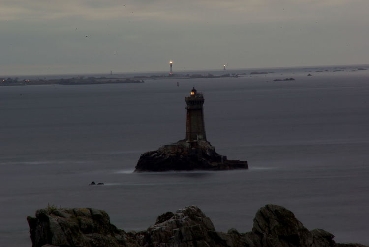 Bretagne And Normandie Cloud_collection  Coastline Fog Horizon Over Water In The Middle Of Sea Isle Light And Shadow Lighthouse Lighthouse And Fog Lighthouse Beach Lighthouse Mood Lighthouse Night Lighthouse On A Cliff Lighthousephotography Low Angle View Nature Night Night Fog Rocks And Sea Rocks And Water Unfocused Followfriday