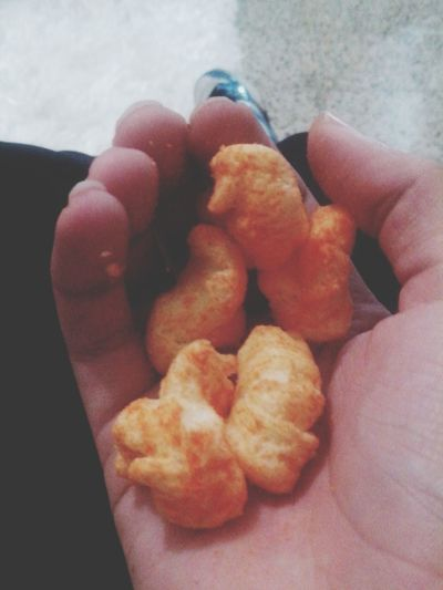 Cheetos puffcorn