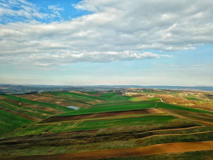 Drone  Dronephotography Mavic Pro Tea Crop Rural Scene Agriculture Terraced Field Rice Paddy Field Hill Farm Crop  Sky Patchwork Landscape Irrigation Equipment Cultivated Land Plowed Field Agricultural Equipment