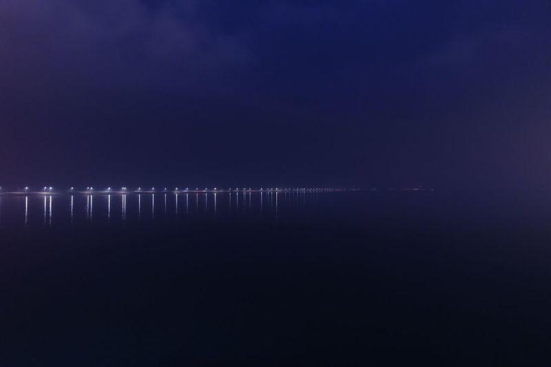밤바다- Night View