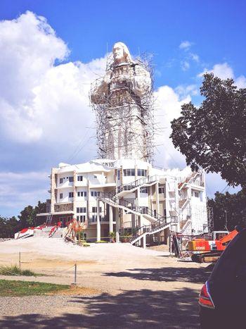 Architecture Travel Destinations Outdoors Divine Mercy Shrine