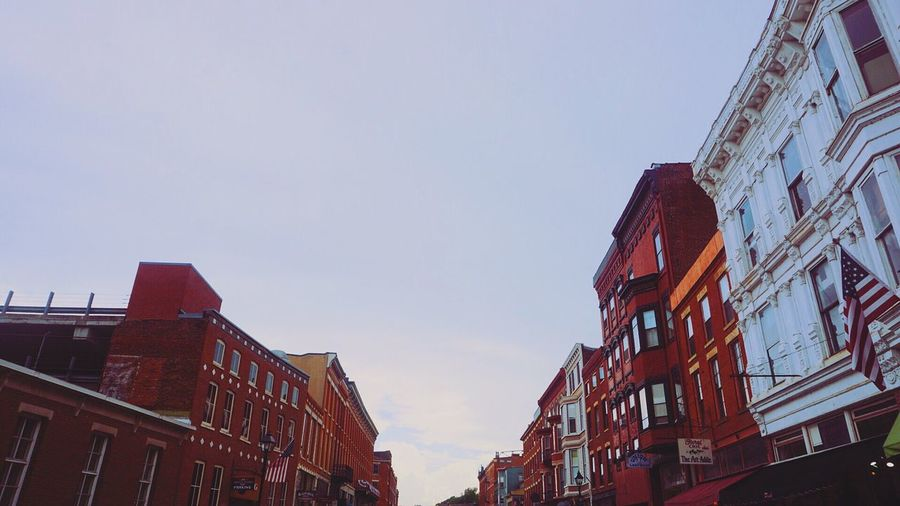 Old But Awesome Old Town Sony A6000 Outdoors Galena, Illinois Galena Vacation Travel Traveling Old House Old Buildings Downtown Galena