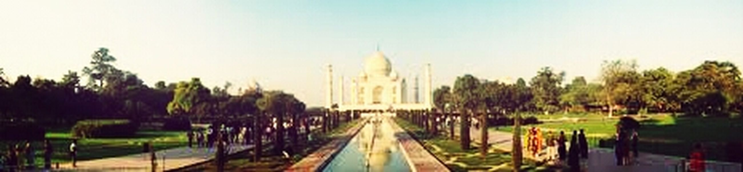 The EyeEm Facebook Cover Challenge Taj mahal love