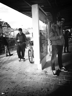 Jena Blackandwhite Streetphotography