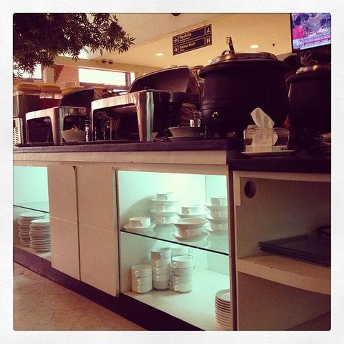 Juanda Airport Surabaya INDONESIA plane terminal lounge restaurant food place