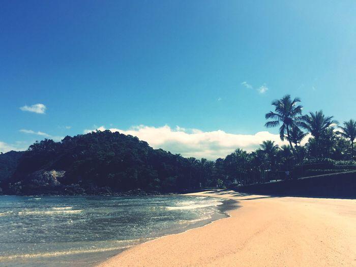 PraiaDasConchas Brazil Beach Beach Photography Tropical Tropical Paradise Atlantic Ocean Sun Blue Sky