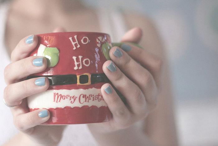 Mary Christmas Santa Holiday Hohoho