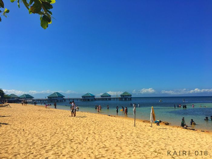 Into the beach! I Love You Beach! Beauty In Nature Scenics - Nature Vacations Summer
