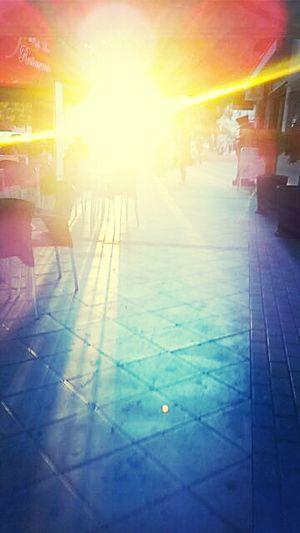 Puesta De Sol Cinco Estrellas Murcia Terraza
