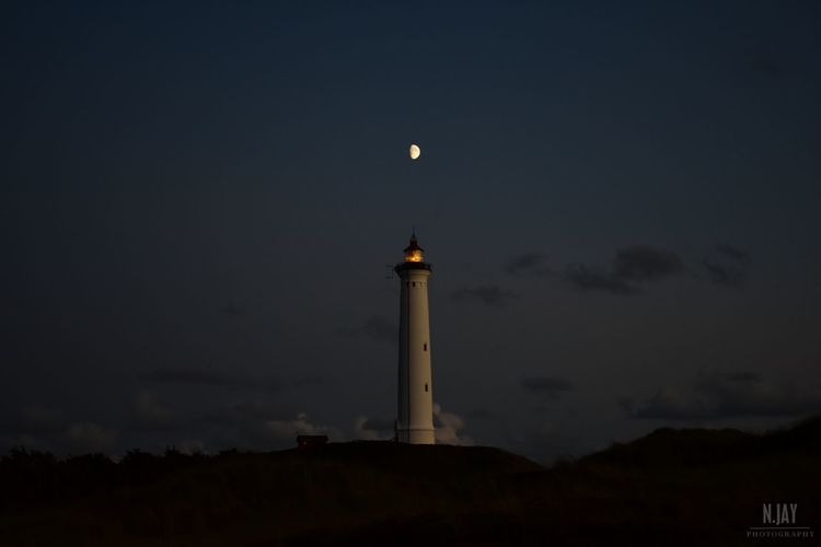 Lighthouse Moon Moon Shots Lyngvig Fyr Hvide Sande Denmark Night Nightphotography Night Lights Landscape Sky Illuminated Building Exterior Architecture Scenics Astronomy EyeEm Nature Lover Denmark 🇩🇰 Nature_collection Landscape_Collection EyeEm Masterclass Northsea Moon_collection Travel Destinations Leuchtturm