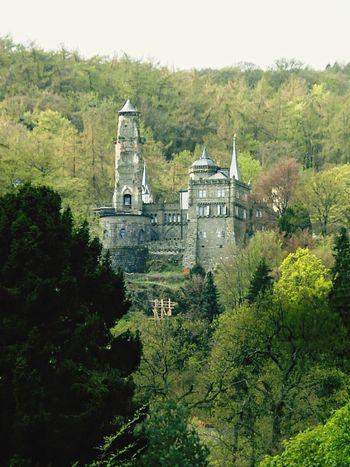 Schloss Löwenburg in Kassel Deutschland Castle Märchen Germany ドイツ