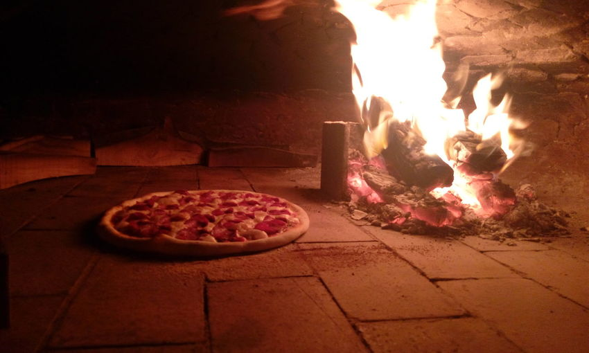 wood fire pizza Healthy Eating Healthy Lifestyle Pizza Time Yummy Restaurant Italian Food Foodphotography Fire Flame Food Oven Pepprroni Pizza Stone Wood Baking Italian Food Onion Restaurant Ovenwood Pepperoni Pizza Wood Burning Stove Firewood Pizzeria