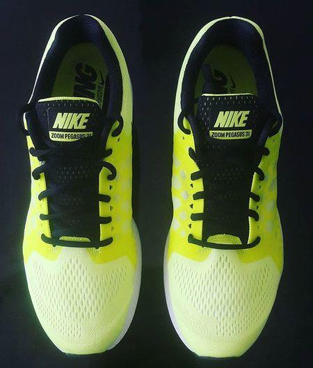 new trainers Nike Zoompegasus31 Luminous Seemeinthedark Running Fitness Exercise Dubai UAE Dubaisportscity Dubai motorcity Dubaifitnessmovement