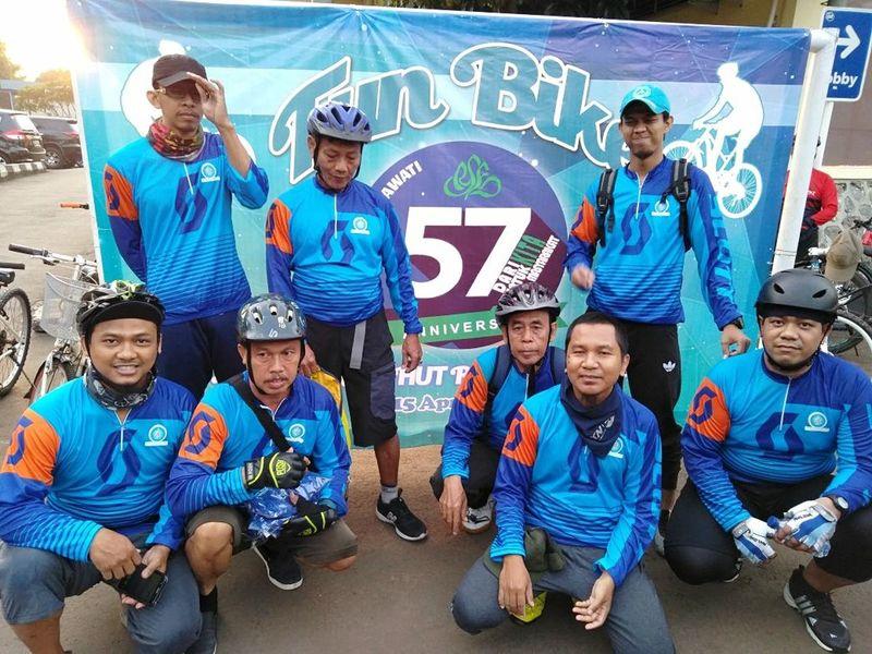 Gowes Persahabatan Community Sport Men