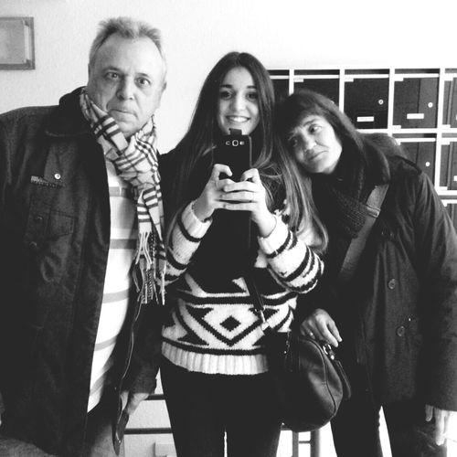 my family, my