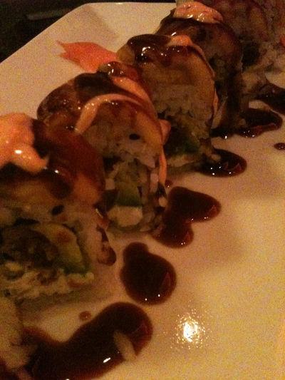 Sushi love!