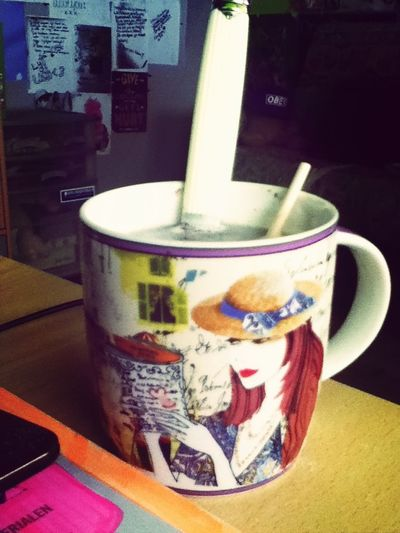 get hot chocolate when you are sick LoveMyLife