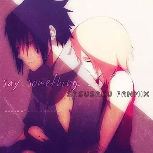 Sasusaku is the best♥