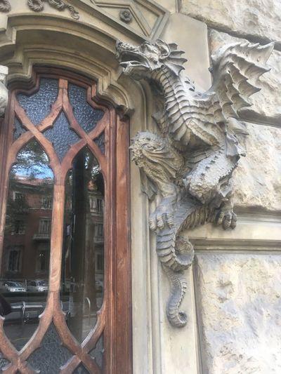 Gargoyle Pre-raphalites Medieval Revival Architecture Europe