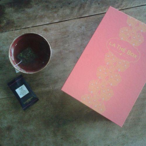 Tea Time || ♥