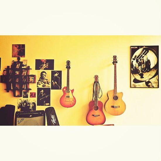Guitars Music Nostalgic
