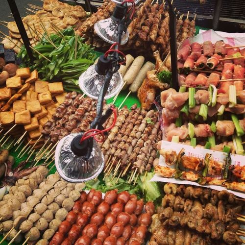 Taiwan Food Street Food