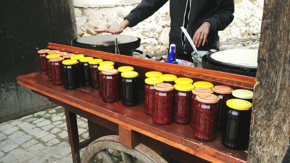 Outdoors Beauty In Nature Day Bulgaria Marmalade Crêpes Food Drinks Snacks Yumm