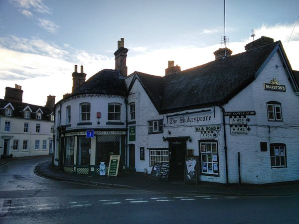 Architecture Building Exterior No People Outdoors Day Bridgnorth High Town Old Town British House