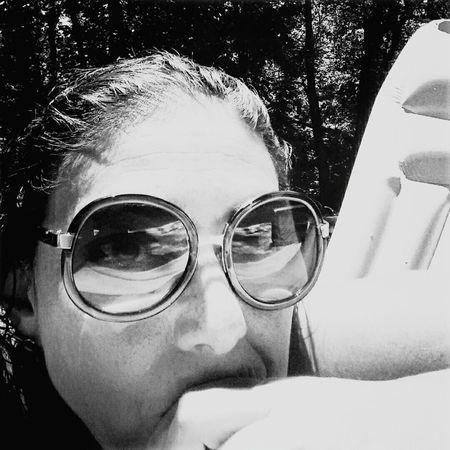 Handmade Jewellery Handmade That's Me Brazilian Woman Relaxing Sun Glasses Glasses :)