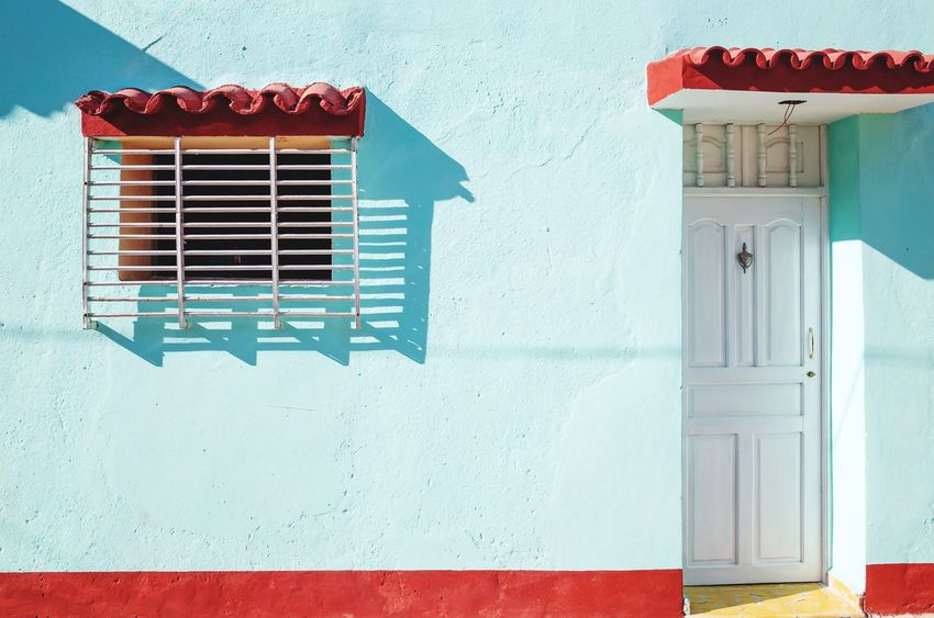 Trinidad Cuba Collection Cuba Cuba Streets Built Structure Architecture Building Exterior Day No People Outdoors