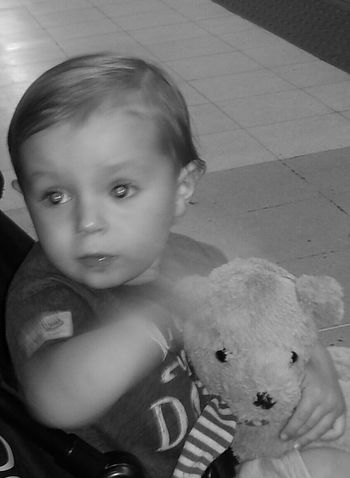 my gawjus little boy sonny