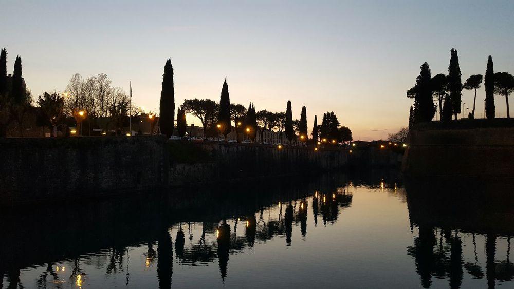 Italy❤️ PeschieraDelGarda Lake Lakeofgarda Tranquility Peace And Quiet
