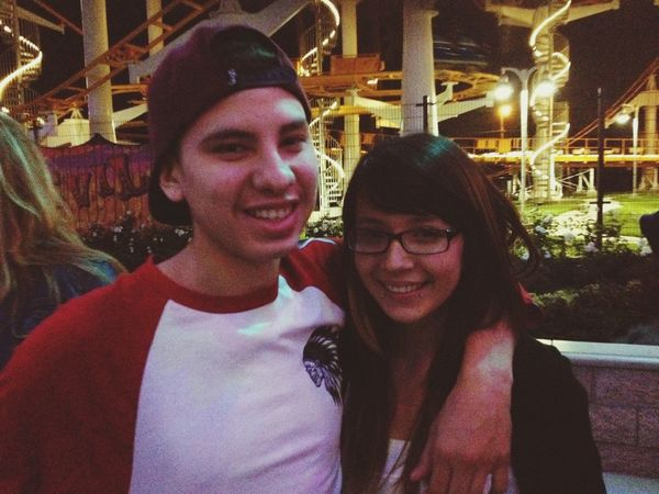 Knotts Scary Farm Boyfriend&I ?