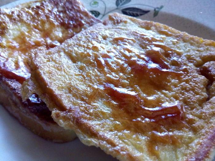 sliced bread + egg + tomato ketchup = pizza? Kitchenomics DIY Food